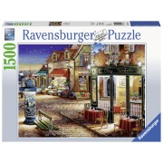 PUZZLE COLT SECRET DIN PARIS, 1500 PIESE - RAVENSBURGER (RVSPA16244)