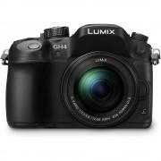 Panasonic Lumix DMC-GH4R Aparat Foto Mirrorless V-Log 4K Kit cu Obiectiv FS 12-60mm f/3.5-5.6