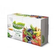 Tea válogatás, 70x2 g + 10x1,75 g, 20x1,5 g, 100 db, PICKWICK Horeca Variációk (KHK218)