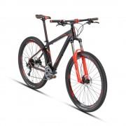Alubike Bicicleta de Montaña R29 Rojo Negro Alubike XTA PRO
