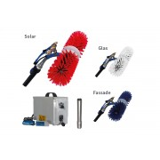 wischmopshop by Axis24 GmbH Puraqleen Rotaqleen Classic 40 cm Set für Fremdsysteme