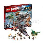 Lego Конструктор Lego Ninjago 70605 Лего Ниндзяго Цитадель несчастий