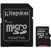 Kingston Canvas Select 128 GB SDXC Class 10 80 Mbps Memory Card(With Adapter)