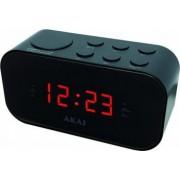 Radio cu ceas AKAI ACR-3088 Negru