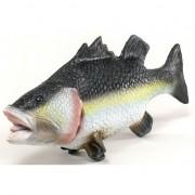 Geen Vis decoratie van rubber 40 cm