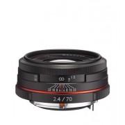 Pentax Obiettivo HD DA, 70 mm, F/2.4, Edizione Limitata, Nero