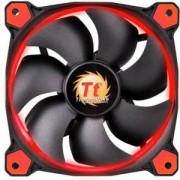 Вентилатор THERMALTAKE Riing 14 LED, Червен, THER-FAN-F039-RE
