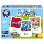Joc educativ in limba engleza ALPHABET FLASHCARDS