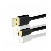 AXAGON BUMM-AM30QB, Kabel USB 2.0 MicroUSBUSB Type-A,Crni BUMM-AM30QB