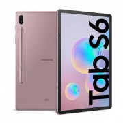 "Samsung Tablet Samsung Galaxy Tab S6 Sm T860 10.5"" Super Amoled 128 Gb Rom 6 Gb Ram Octa Core Wifi Bluetooth 13 + 5 Mp Android Refurbished Rose Blush / Rosa"