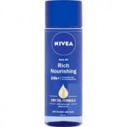 Nivea Rich Nourishing óleo corporal nutritivo 200 ml