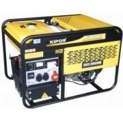 Generator de curent KIPOR KGE 12 E3, 10.5 kVa, benzina