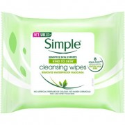 Simple Cleansing Facial Wipes 25 st