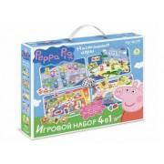 """Игровой набор """"Peppa Pig 4 в 1"""" 01601"""