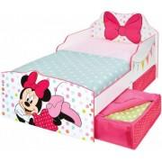 Mimmi Pigg Mimmi mouse juniorsäng utan madrass - Mimmi mouse barnmöbler 666678