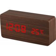Budzik MPM C02.3564.50 termometr, 3 alarmy