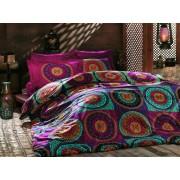 Lenjerie de pat, Turkiz Collection Tuareg, material: 100% bumbac, 111TRK2101