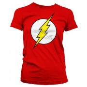 The Flash Emblem Girly T-Shirt