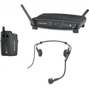 Audio-Technica Wireless HS ATW-R1100/ATW-T1001 pack PRO8