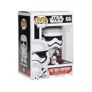 Funko Star Wars: The Force Awakens Pop! First Order Stormtrooper Vinyl Bobble-Head