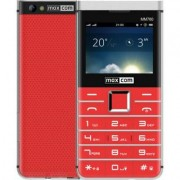 MAXCOM Telefon Comfort MM760 Czerwony
