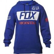 Fox_2018 BLUZA FOX Z KAPTUREM HONDA BASIC BLUE