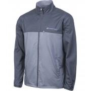ALPINE PRO GOANN Pánská bunda MJCG178779 tmavě šedá XL