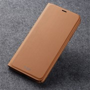 X-LEVEL PU Leather Wallet Phone Case Cover for Apple iPhone 11 6.1 inch - Brown