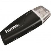 Cititor card memorie Hama 54133 USB negru