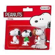 Geen Snoopy speelfiguren set 3 stuks