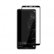 Folie sticla 5D Huawei Mate 10 Pro - Negru