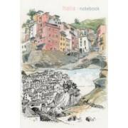 Gabriele Genini Italia. Notebook ISBN:9788854038073