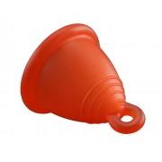 MELUNA Coupe Menstruelle Anneau Rouge M