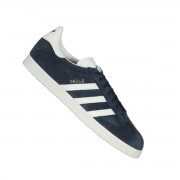 Adidas Originals Gazelle Foundation Collegiate NavyWhiteGold Metallic