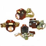 Lanterna Frontala pe Baterii LED 1W si COB 3W NFT837