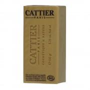 Cattier Heilerde Seife mit Honig - Weiße Heilerde & Gelbe Heilerde & Bio-Lavendelhonig