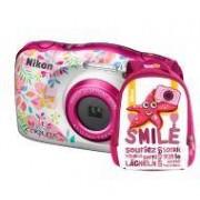 Nikon COOLPIX W150 (kwiaty) + plecak