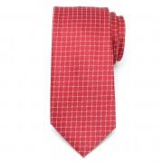 bărbaţi clasic cravată (înălţime 1297) 8452 în roșu culoare cu cub