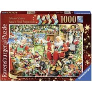 Boosterbox Santa's Final Preparations (1000)