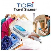 Portable Steam Iron Handheld Tobi Garment Steamer