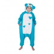 Disfraz de Funny Oso azul - Creaciones Llopis