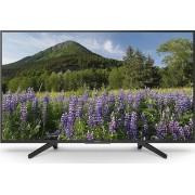 "Televizor LED Sony BRAVIA KD55XF7096, 139 cm (55""), Ultra HD 4K, Smart TV, X-Reality™ PRO 4K, Linux, Clasa energetica A, Negru"