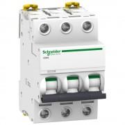 Schneider Electric, Acti9, A9F92332, Kismegszakító 3P,32A, Z karakterisztika, 15 kA Acti9 IC60L (Schneider A9F92332)