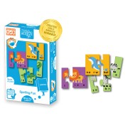 PUZZLE - PRIMELE CUVINTE - LEARNING KITDS (PA-9053)
