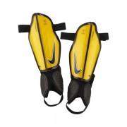 Nike univerzalni nogometni štitnici Protegga Flex, žuti, L