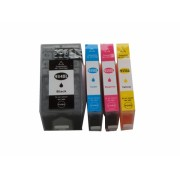 4x Tintenpatronen f. HP Officejet Pro 6230, 6235, 6239, 6830, 6835 kompatibel HP 934 XL HP935 XL m. Chip