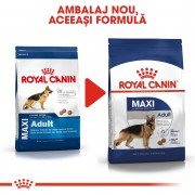 2 x Royal Canin Maxi Adult, 15 kg