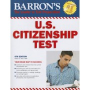 Barron's U.S. Citizenship Test, Paperback