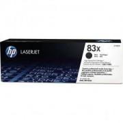 Тонер касета HP 83X Black LaserJet Toner Cartridge (CF283X) - CF283X - Нарушена опаковка