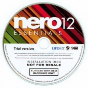 Ahead Nero 12 Essentials OEM, CD/DVD *NEU* - Brennsoftware